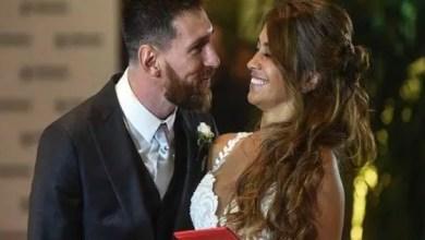 Photo of فيديو جديد .. ميسي و أنتونيلا يرقصان في حفل زفافهما وسط الضيوف
