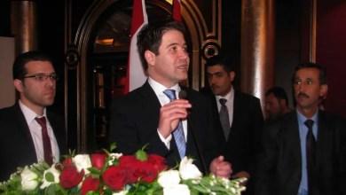 """Photo of وزير سياحة بشار الأسد يعتزم زيارة كردستان العراق لـ """" تعزيز العلاقات السياحية """""""