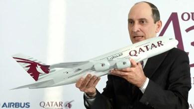 Photo of رئيس الخطوط القطرية يريد توسيع أسطول الشركة و يتطلع لاستثمارات في أمريكا