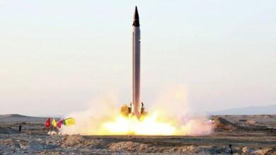 """Photo of إيران تعلن إجراء تجربة """" ناجحة """" لصاروخ """" خرمشهر """""""