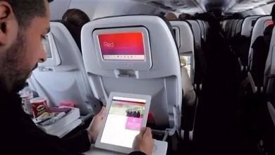 """Photo of """" نيتفليكس """" تطلق خدمة جديدة لركاب الطائرات"""