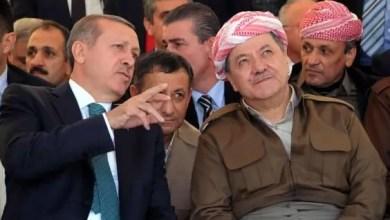 Photo of صحيفة تركية : أردوغان سيصادر 75 مليار دولار لبارزاني في حال اتفاقه مع العراق