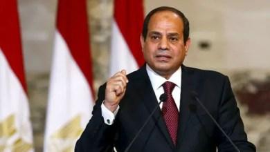Photo of السيسي يخشى انتقال مقاتلين إلى مصر بعد هزائمهم في سوريا و العراق !