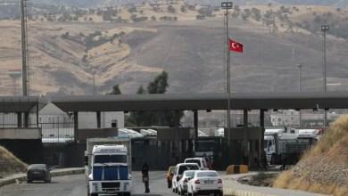 صورة كردستان العراق يعرض انتشاراً كردياً عراقياً مشتركاً عند معبر مع تركيا