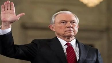 Photo of استجواب وزير العدل الأمريكي ضمن التحقيق في تدخل روسيا بالانتخابات