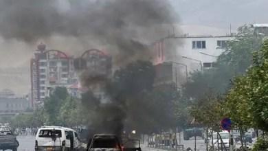 "Photo of إعادة افتتاح السفارة الألمانية في كابول في "" حاوية """
