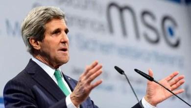 Photo of كيري: استمرار العمل بالاتفاق النووي مع إيران مهم جداً للعالم