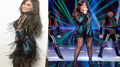 Photo of المغنية اللبنانية إليسا ترتدي فستاناً بـ 10 آلاف دولار !