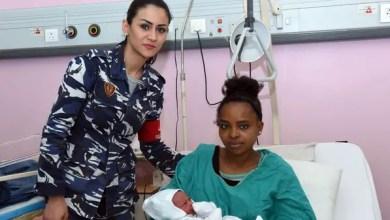 Photo of لبنان : امرأة أثيوبية تضع مولودها في حمام المطار ببيروت ! ( فيديو )