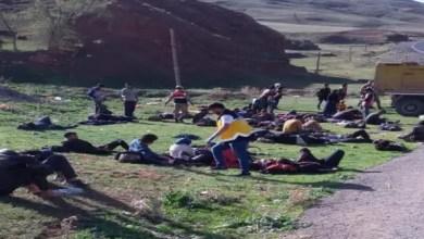 Photo of تركيا : وفاة و إصابة العشرات من اللاجئين جراء حادث سير مروع ( فيديو )