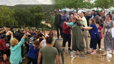 Photo of تركيا : غرق سائح في بحيرة و إنقاذ 4 آخرين ( صور )