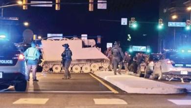 Photo of في أميركا .. لص يسرق مدرعة حاملة للجنود !