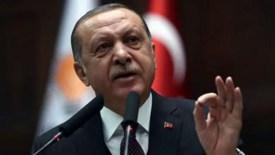 Photo of أردوغان : سنجفف مستنقع الإرهاب بجبل قنديل شمالي العراق