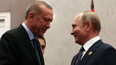 Photo of دعا بوتين للمطعم بعد اللقاء .. أردوغان : هناك من يحسد تركيا و روسيا على التضامن الكبير بينهما ( فيديو )