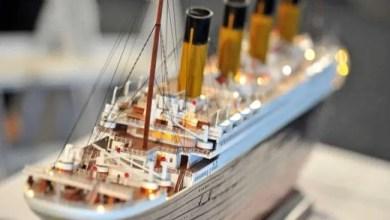 """صورة 20 مليون دولار لإنقاذ ما تبقى من سفينة """" تيتانيك """""""
