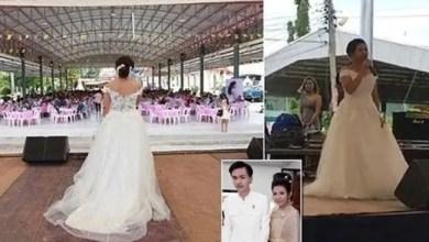 Photo of عروس تايلندية بثت حفل زفافها على الهواء .. فلم يحضر العريس ! ( فيديو )