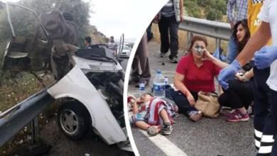 Photo of تركيا : وفاة 3 أشخاص و إصابة 6 آخرين جراء حادث سير مروع ( فيديو )