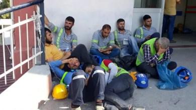 "Photo of تركيا : حالة "" تسمم جماعي "" غير مسبوقة تصيب الآلاف في منشأة صناعية"
