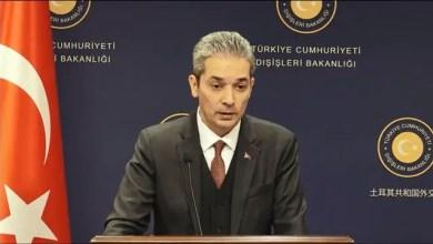 Photo of تركيا : ضرائب واشنطن الإضافية على صادرات تركية لا تتوافق مع رزانة دولة