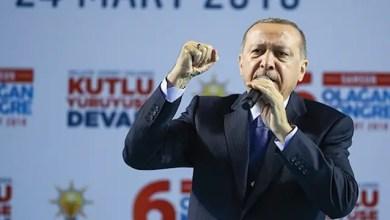 "Photo of سنبحث عن حلفاء و أسواق جديدة .. أردوغان يعتبر أن تدهور الليرة "" مؤامرة سياسية "" ضد تركيا"