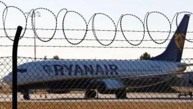 صورة ظروف قاهرة تمنع طائرة من الهبوط في لحظات مرعبة ( فيديو )