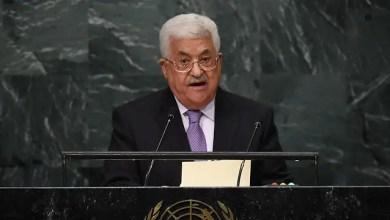 Photo of عباس يدعو ترامب للتراجع عن قراراته المتعلقة بالقدس و اللاجئين و المستوطنات