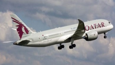 صورة وفاة رضيع أمريكي على طائرة تابعة للخطوط القطرية بعد زيارة ذويه للدوحة