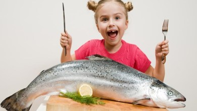 Photo of دراسة : تناول الأسماك مرتين أسبوعياً يحد من إصابة الأطفال بالربو