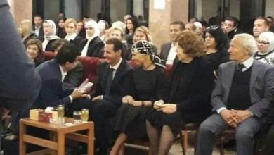 Photo of ظهور نادر لفاروق الشرع مع بشار الأسد في هذه المناسبة بدمشق ! ( صور )