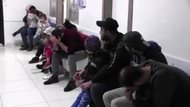 Photo of تركيا : ضبط لاجئين سوريين خلال محاولتهم الوصول إلى اليونان ( فيديو )