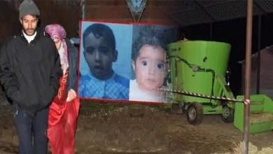 Photo of آلة لخلط الأعلاف تتسبب بمأساة لعائلة سورية ( فيديو )