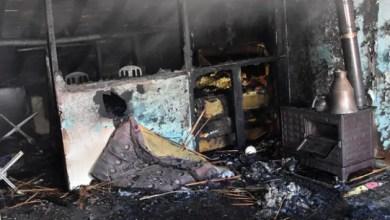 Photo of 4 أطفال .. حريق يتسبب بمأساة لعائلة سورية في تركيا ( فيديو )