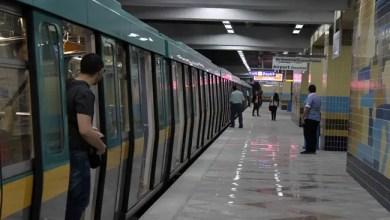 Photo of شاب مصري ينتحر تحت عجلات مترو الأنفاق