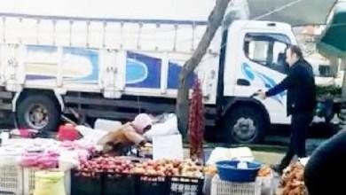 """صورة في تركيا .. اتهمته بالتحرش ثم أردته قتيلاً بـ """" 7 رصاصات """" وسط السوق ! ( فيديو )"""