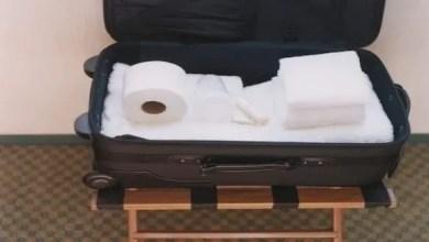 Photo of ماذا يمكنك أن تأخذ من غرفة الفندق ؟