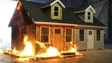 Photo of باحثون يطورون منازل جديدة مقاومة لحرائق الغابات
