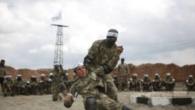 Photo of الأناضول: تدريبات لعناصر من الجيش السوري الحر في أعزاز استعداداً لعملية محتملة ( صور )