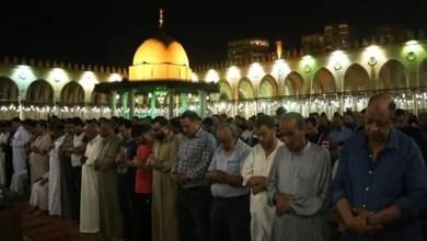 Photo of الأوقاف المصرية تمنع بث صلاة التراويح خلال شهر رمضان عبر مكبرات الصوت