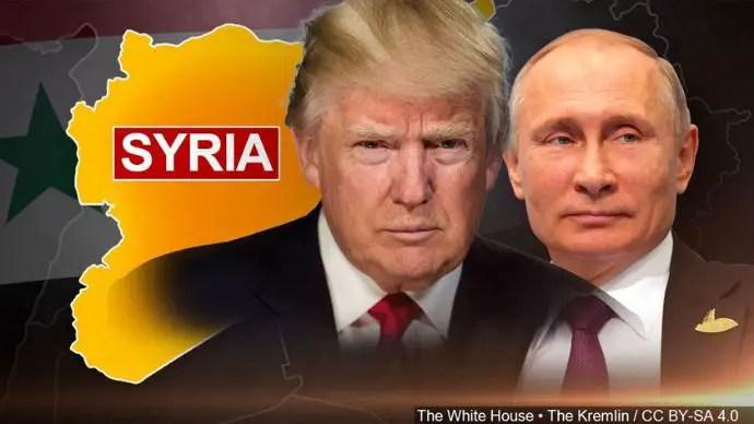 خطة من 8 نقاط   حول سوريا قدمتها أميركا لروسيا .. هذه تفاصيلها