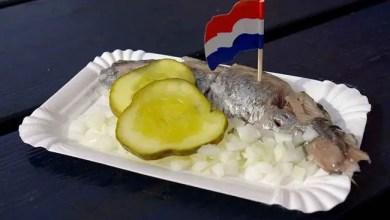 صورة أحد الأطباق الأكثر شهرة في هولندا .. لماذا يخشاه السياح ؟ ( فيديو )