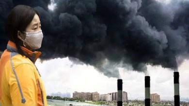 صورة باحثون : تلوث الهواء يعادل في ضرره بالرئتين تدخين علبة سجائر يومياً !