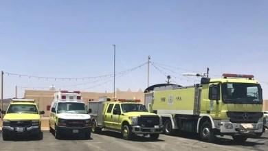 Photo of بسبب السمنة .. سعودية تستنجد بالدفاع المدني للصعود إلى شقتها