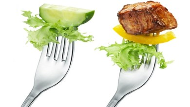 Photo of دراسة : تناول المزيد من النباتات و القليل من اللحوم لتعيش فترة أطول