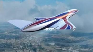 """Photo of طائرة """" فضائية """" أسرع من الصوت تحلق برحلة مدتها 4 ساعات من لندن إلى سيدني"""