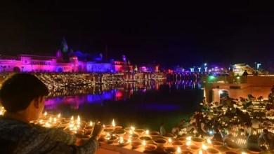 "Photo of المصابيح الزيتية تسجل مدينة هندية في "" موسوعة غينيس "" للأرقام القياسية"