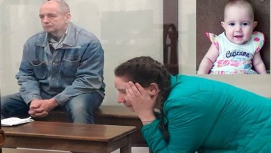 Photo of بيلاروسيا : صديق الأم يقطع رأس طفلتها الرضيعة بعد نوبة سكر