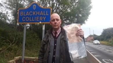 Photo of في بريطانيا .. مجهول يوزع طروداً تضم 2000 جنيه استرليني !