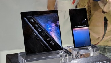 "Photo of "" هواوي "" تطلق أول هاتف قابل للطي من إنتاجها"