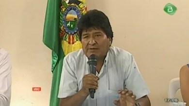 "Photo of بعد مظاهرات رافضة لبقائه رئيساً لفترة رابعة .. رئيس بوليفيا يستقيل و المتظاهرون يهتفون في الشوارع "" نعم استطعنا """