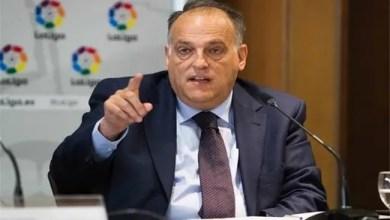 Photo of تيباس يستقيل من رئاسة رابطة الدوري الإسباني .. للترشح مجدداً